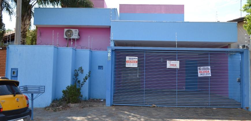 Rua dos Crisântemos, nº888