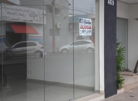 SALÃO COMERCIAL - RUA 16, N° 469