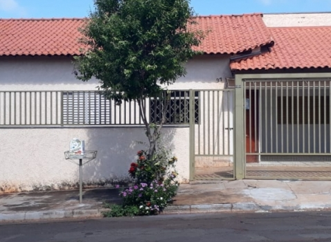 Rua dos Crisântemos, nº97