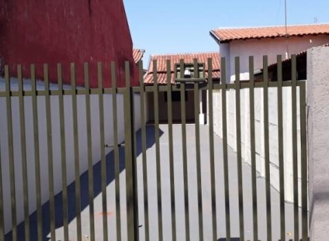 Rua Irmãos Bedaqui nº 140 Fundos