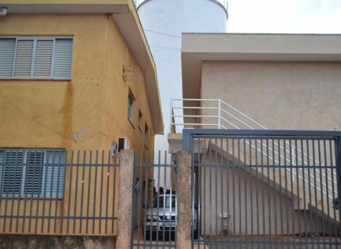 Rua José Gomes, nº375 Apto1